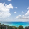 RE 0237 Seychelles Stradbroke Island Holiday Accommodation View over Coral Sea towards Moreton Island